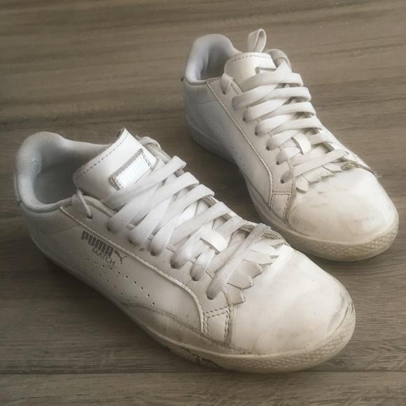 puma basket sneakers